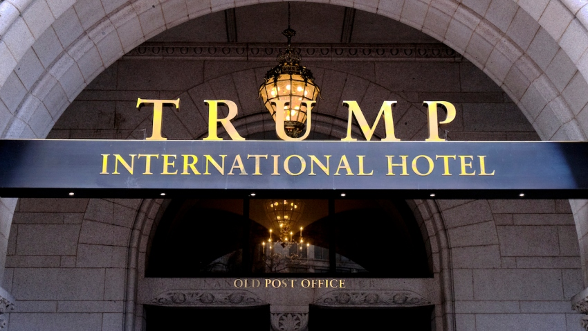 Trump International Hotel 1