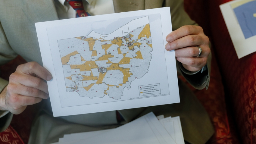 Redistricting Ohio