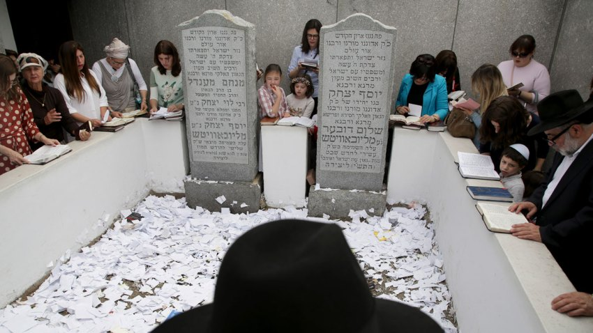 Revered Rabbis Tomb
