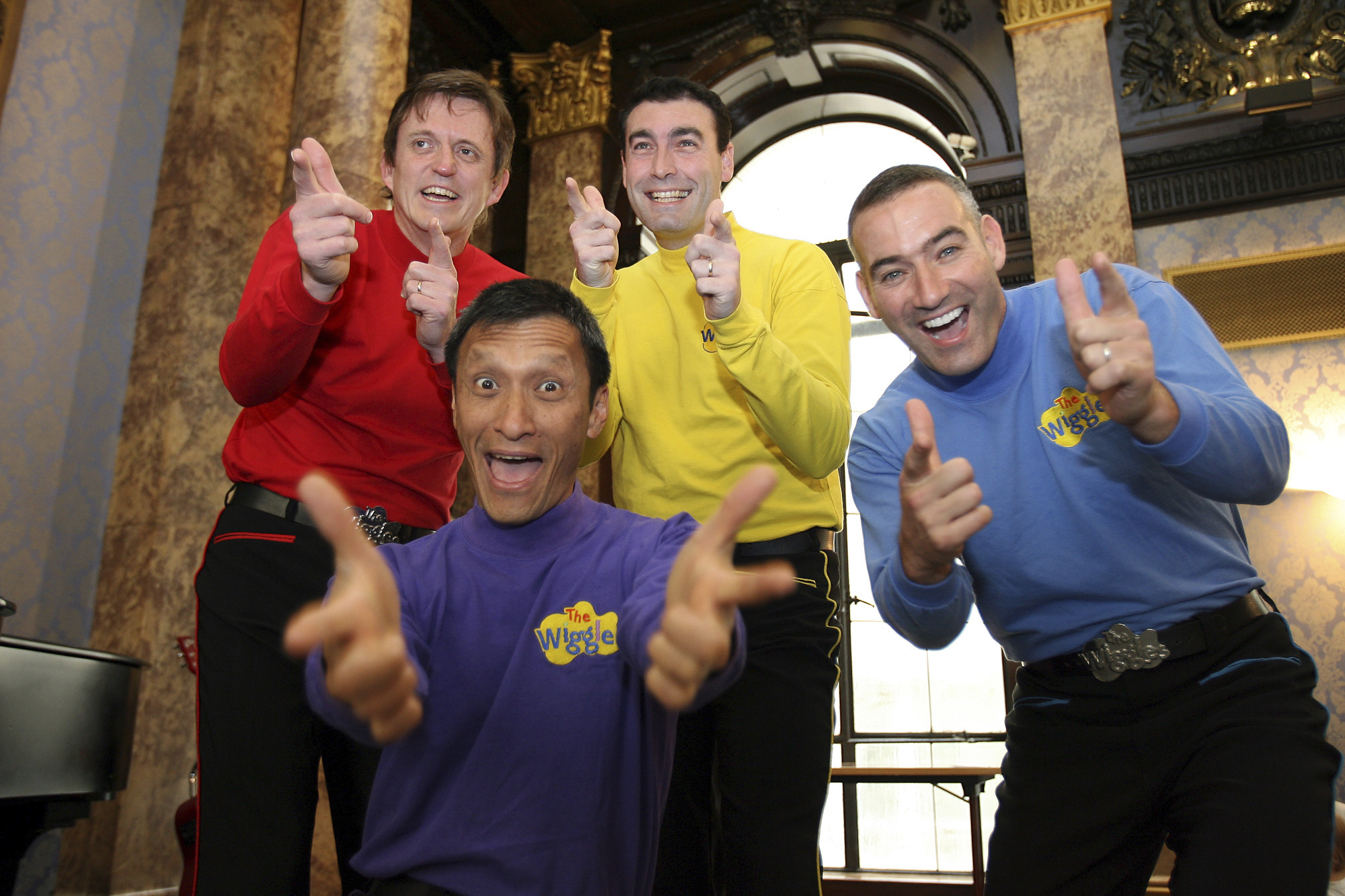 Original Member of The Wiggles Recovering in Hospital