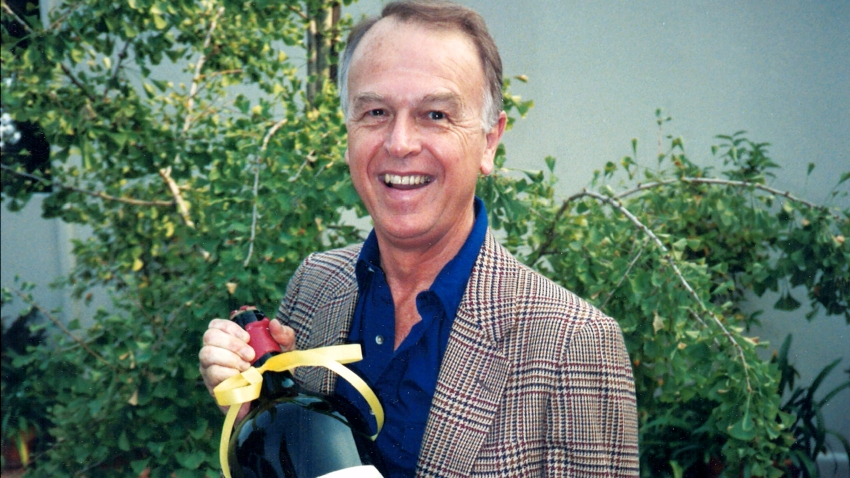 Trader Joe's Founder Joe Coulombe