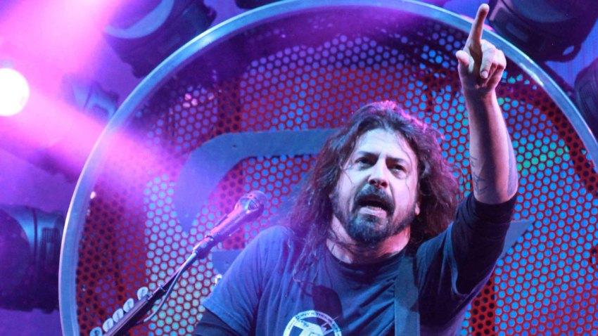 Foo Fighters In Concert - Atlanta