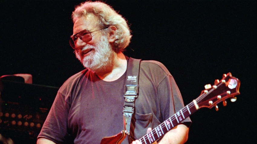 Jerry Garcia Magisto