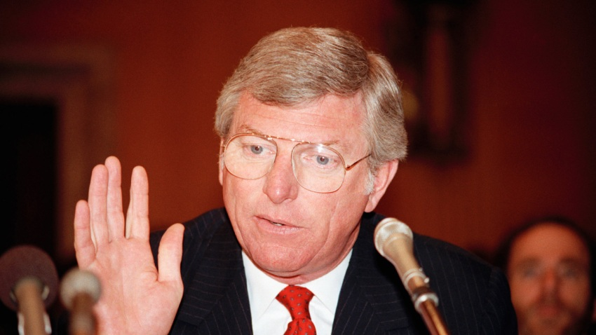Texas Gov. Mark White