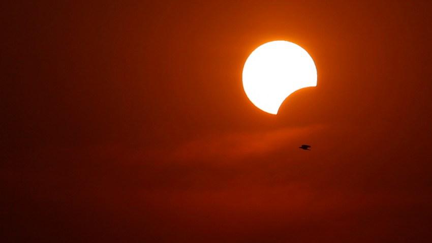 Bangladesh Solar Eclipse