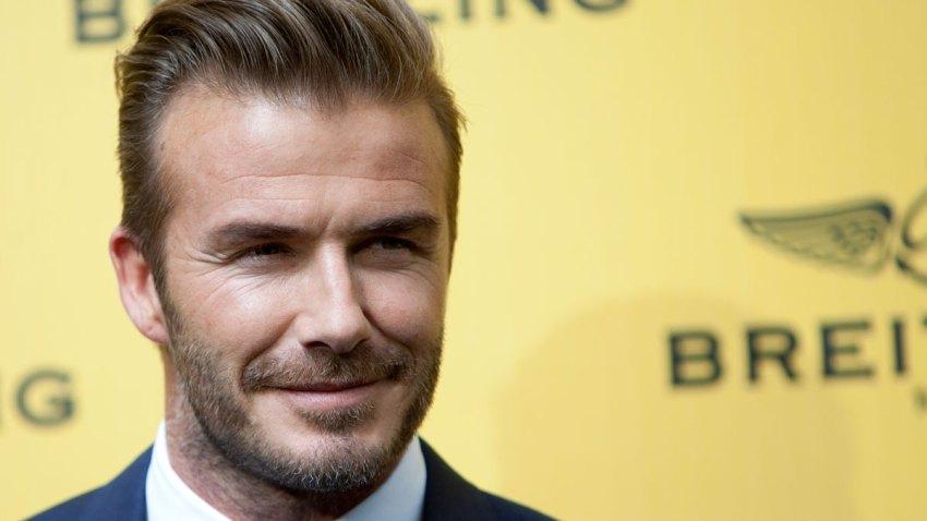 Spain David Beckham