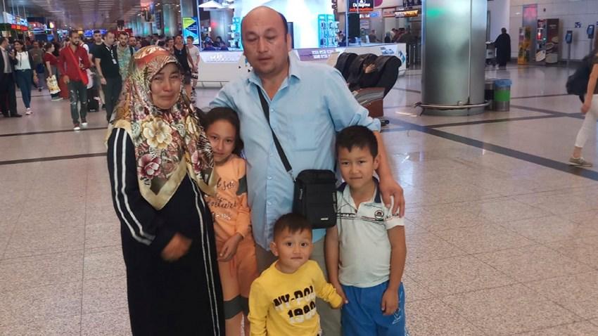 China Xinjiang Internment Camps