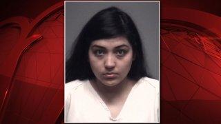 Abigail Contreras, 20, mugshot