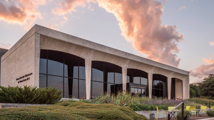 Amon Carter Museum of American Art_photo credit Courtesy of Amon Carter ...