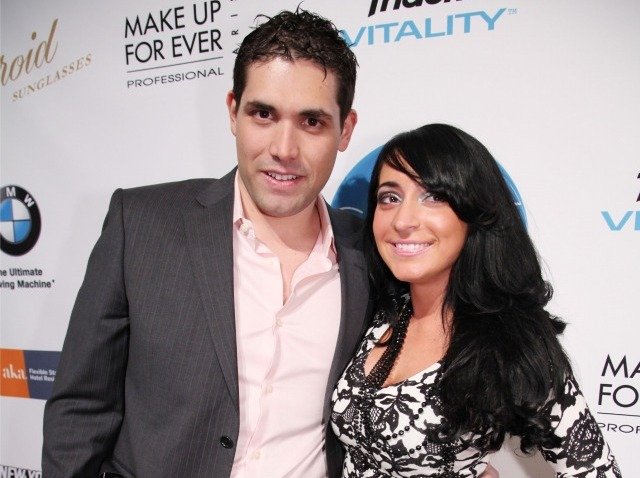 Angelina Pivarnick engagement