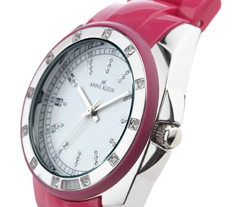 Anne Klein Magenta Watch 1