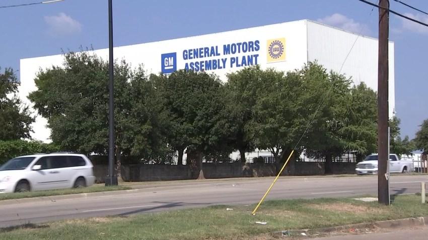 Arlington General Motors plant