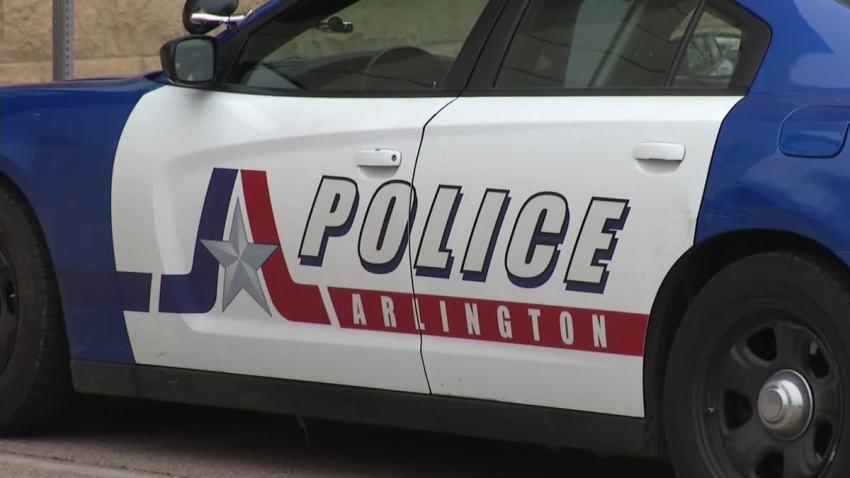 Arlington Police Cruiser