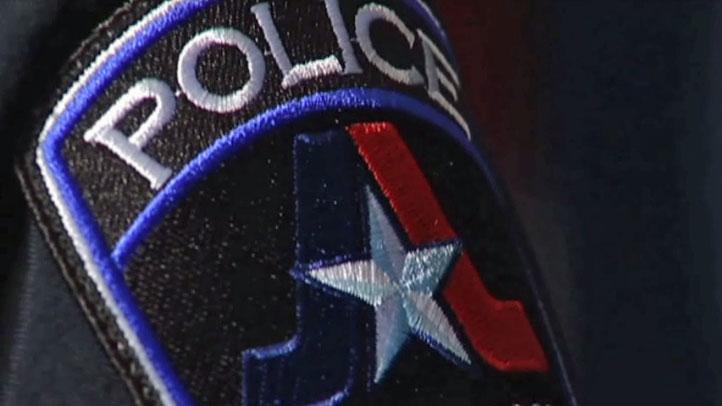 Arlington Police patch 030713