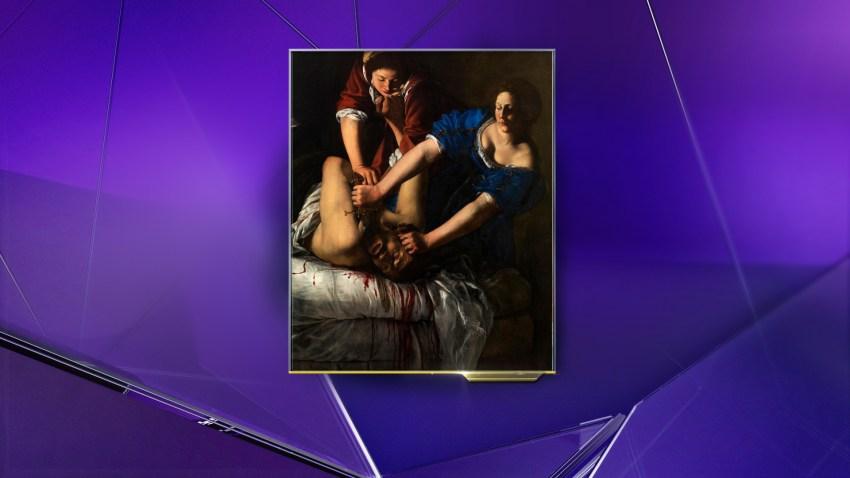 Artemisia Gentileschi, Judith and Holofernes