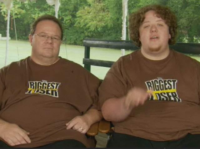 Austin and Ken Andrews the Biggest Loser