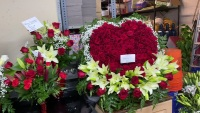 North Texas Florists Busy on Valentine's Day