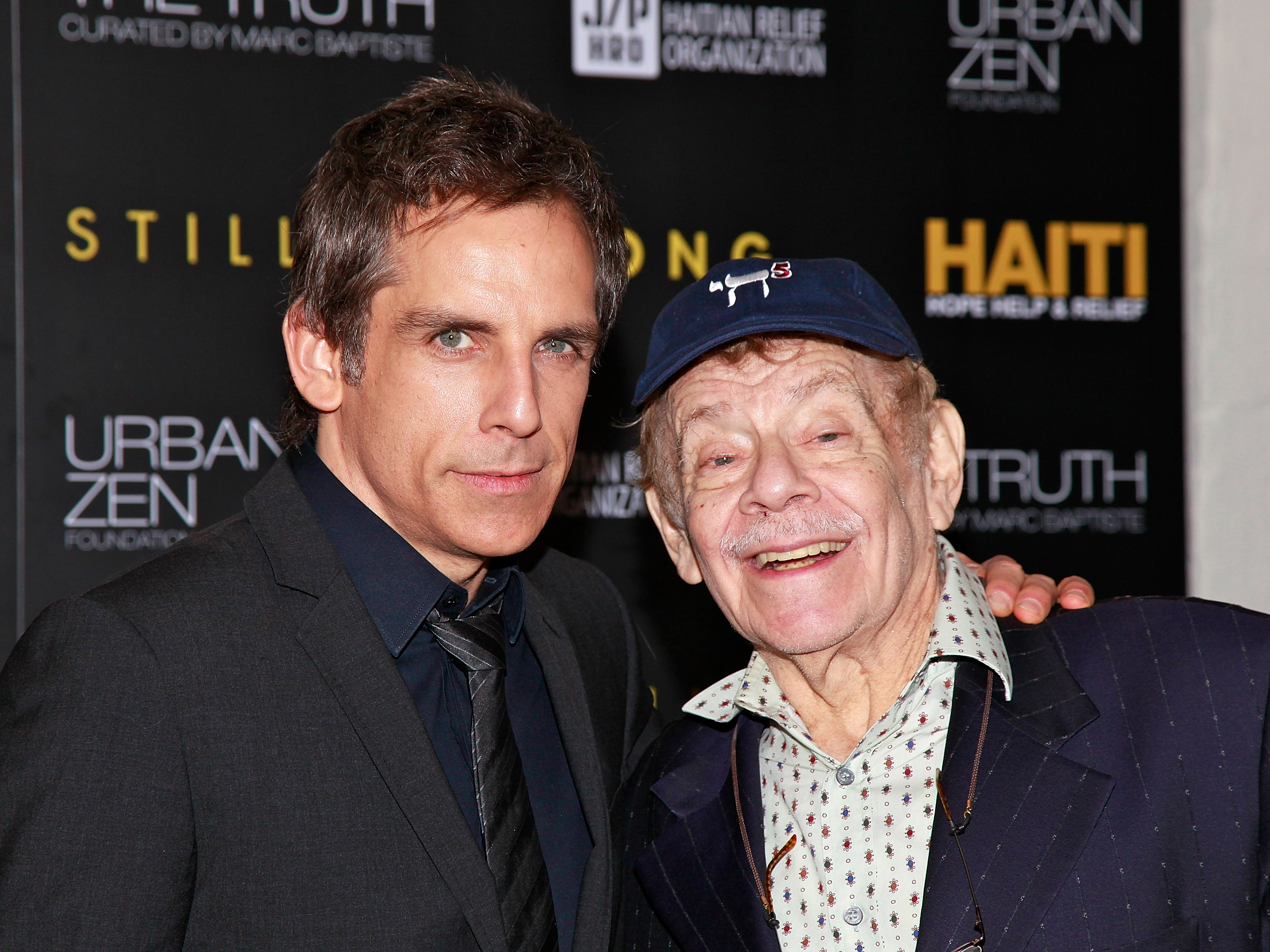 Ben Stiller on Dad Jerry Stiller: 'He Never Stopped Being Amazed' by His Success