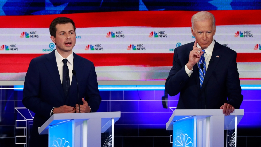 Election 2020 Generational Divide