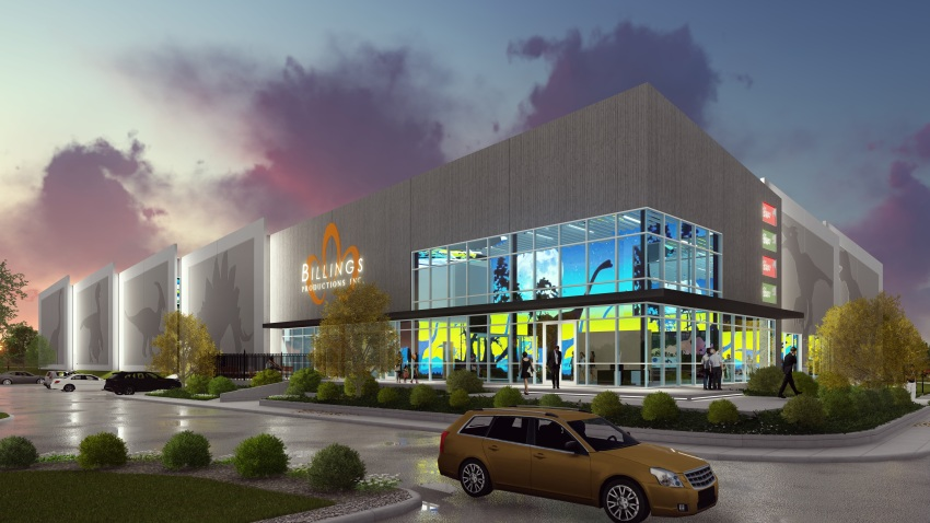 North America's leading provider of life-size animatronic dinosaurs will soon open a new headquarters and manufacturing center in Allen. Billings Production designs and fabricates extinct creatures and constructs exhibits for zoos, museums and theme parks.