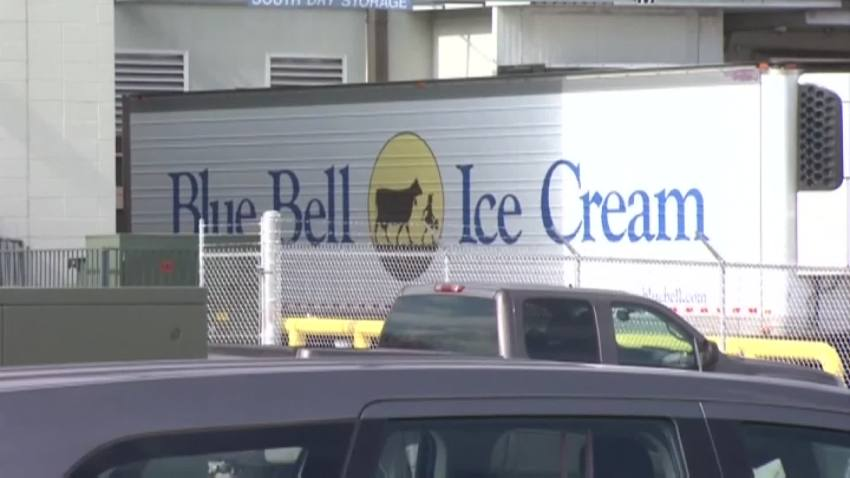 Blue Bell Ice Cream facility