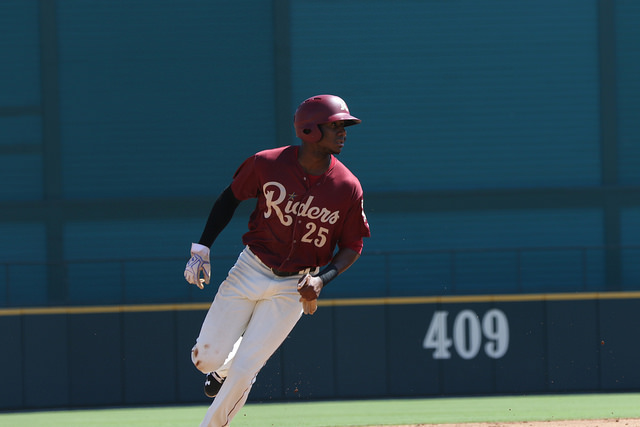 Brinson Lewis Photo Credit - Frisco RoughRiders