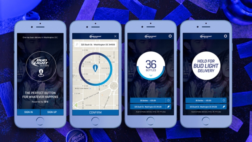 Bud Light App