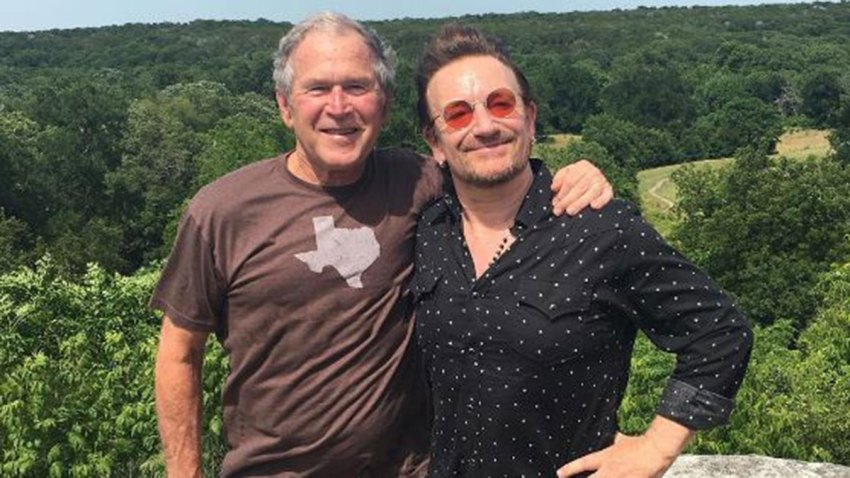 Bush-and-Bono