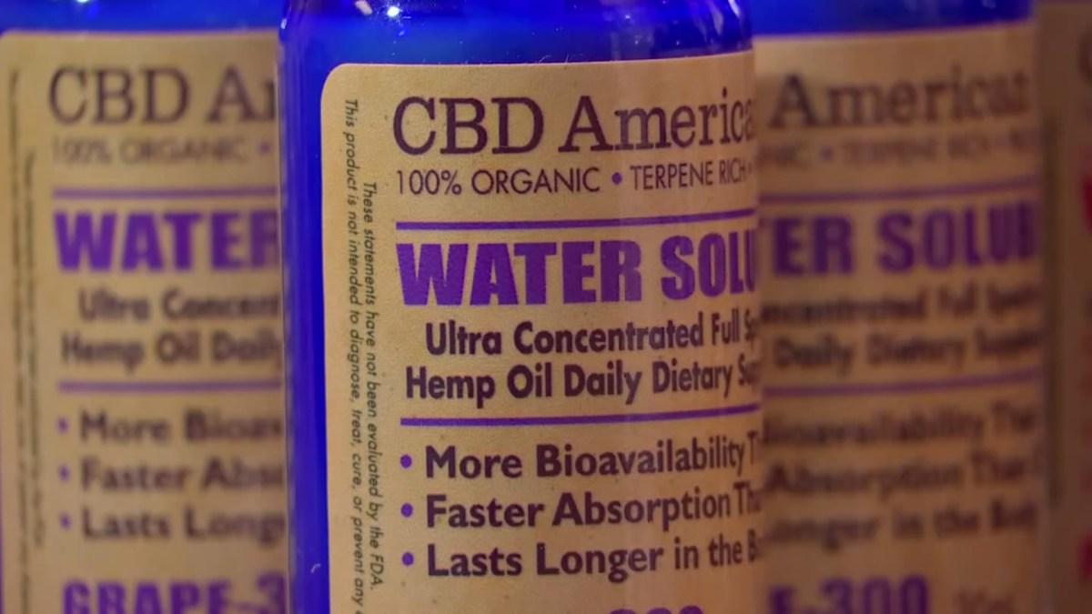cbd oil in dallas