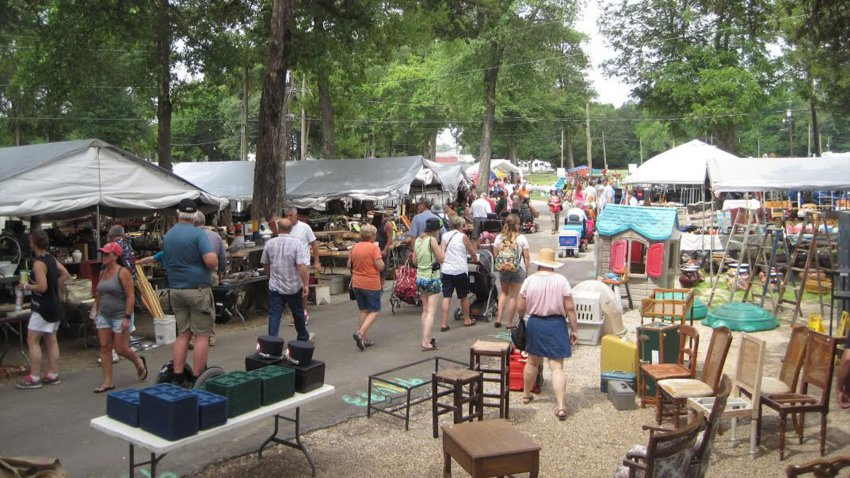 Canton First Monday Trade Days to Resume