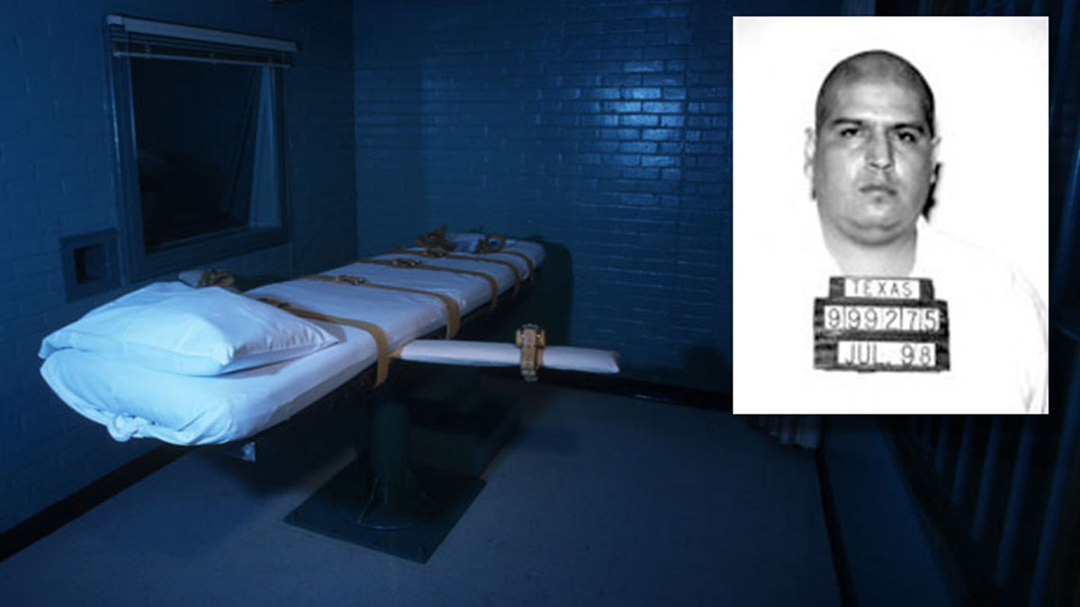 Execution Set For Mexican National On Texas Death Row