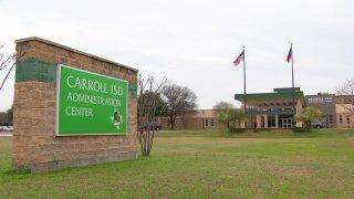 Carroll ISD building 020619