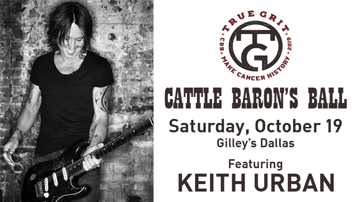 Cattle Barons Ball 2019 - Keith Urban web