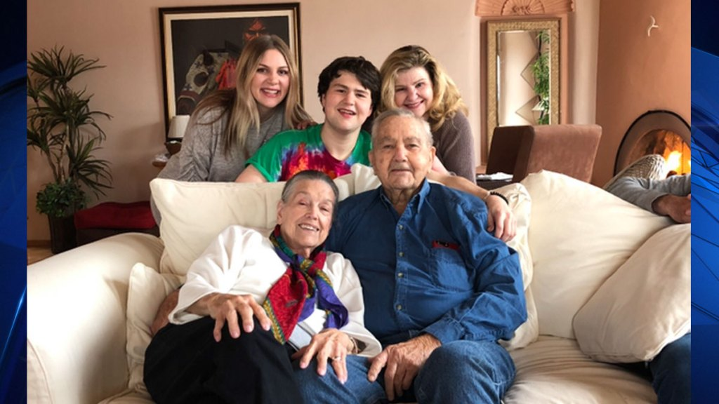 "A Dallas family is consoling each other via screen rather than with hugs after their patriarch, 84-year-old Cecil ""Mac"" Hargrove, died from coronavirus early Friday morning."