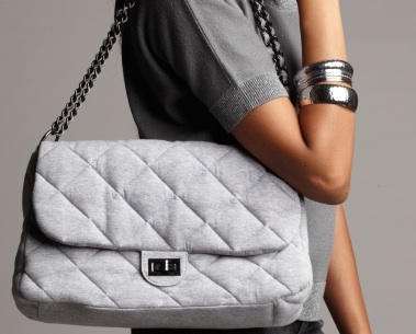 Charlotte Russe Quilted Bag
