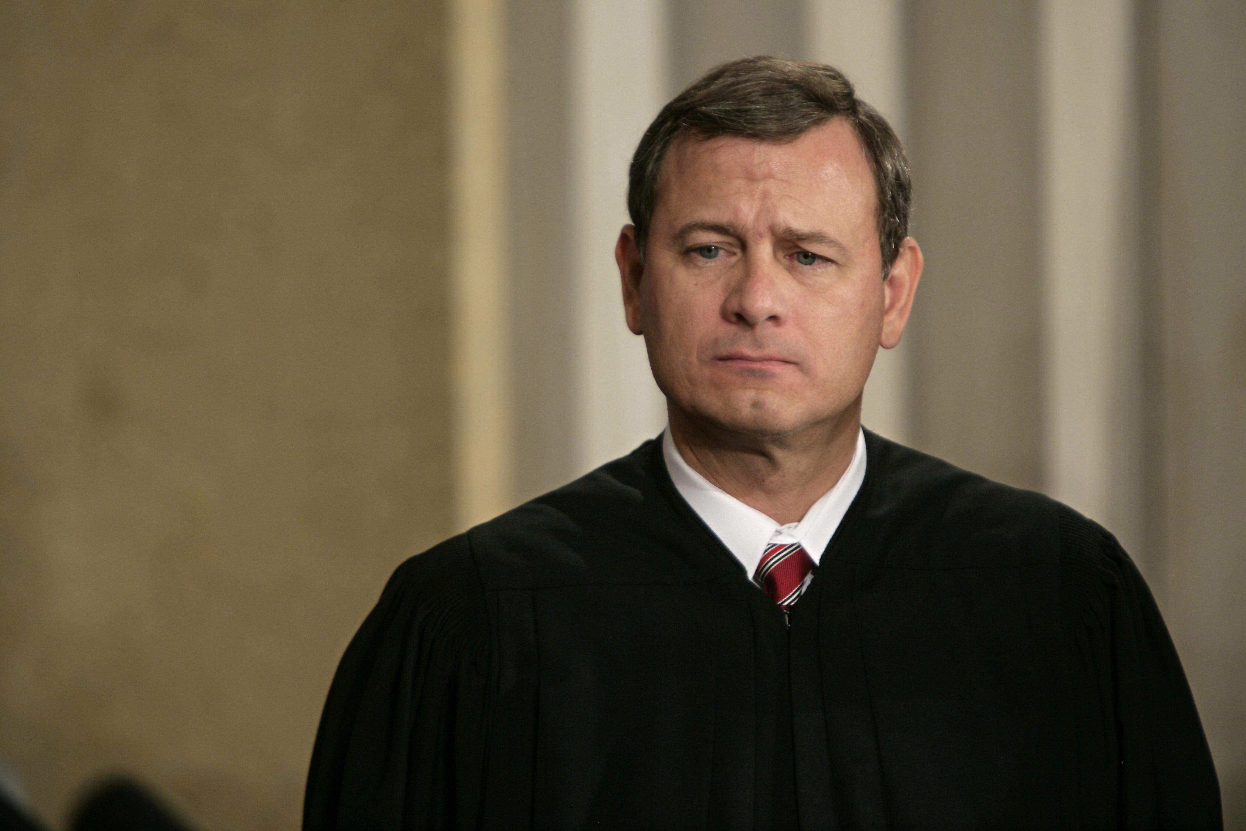 Roberts a Pivotal Vote in the Supreme Court's Big Opinions