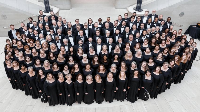 Dallas Symphony Chorus Hit a High Note