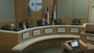 Collin County Commissioners Court