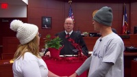 Dallas Judge Gives Free Weddings for Valentine's Day