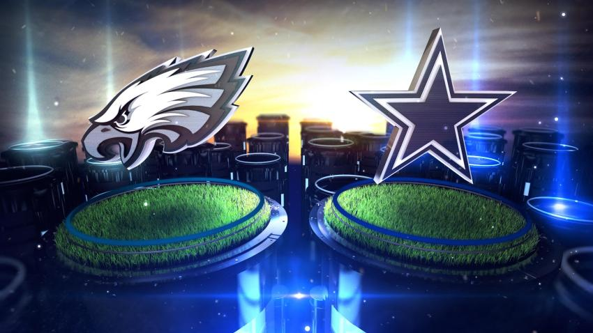 Cowboys Eagles Image
