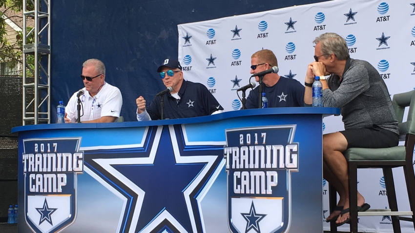 Cowboys Opening Press Confernce