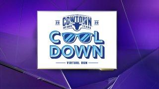 Cowtown Cool Down logo