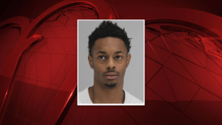 Crosswood Lane shooting suspect was arrested.