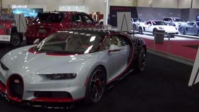 Dallas Auto Show >> 2018 Dfw Auto Show Opens Wednesday Nbc 5 Dallas Fort Worth