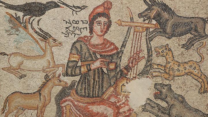 DMA-Orpheus-mosaic