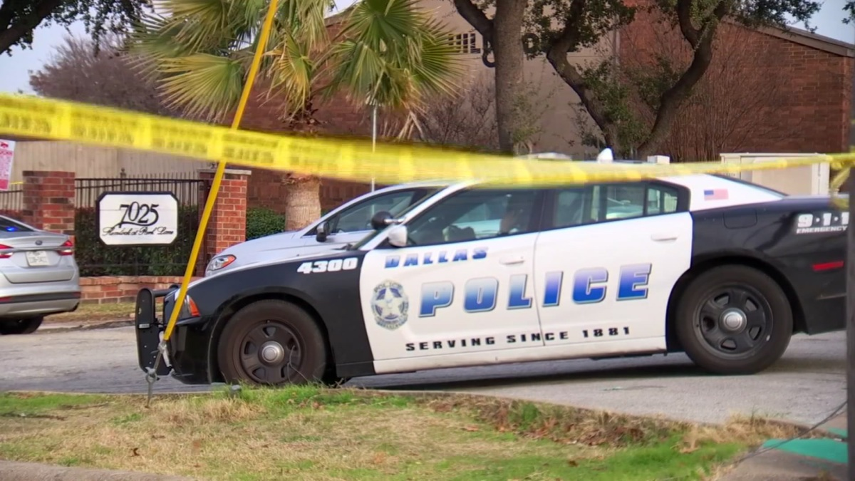 Dallas Police Begin Work on Crime Plan