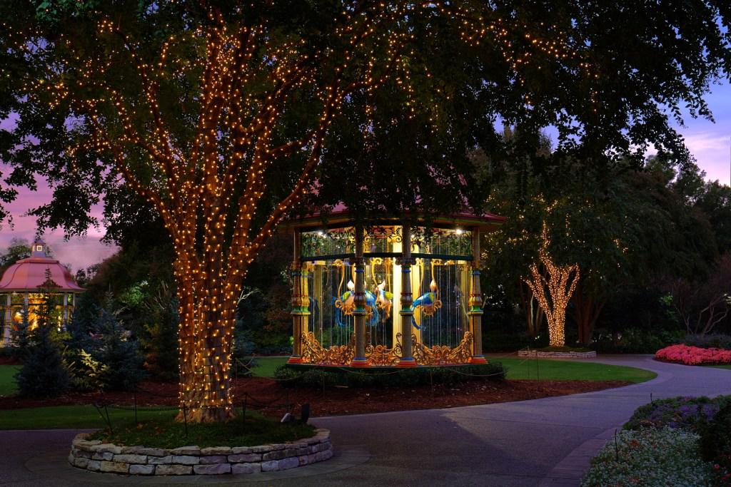 Dallas Arboretum's 12 Days of Christmas_