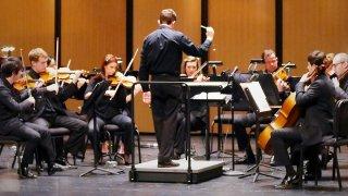 Dallas Chamber Symphony Richard McKay conductor