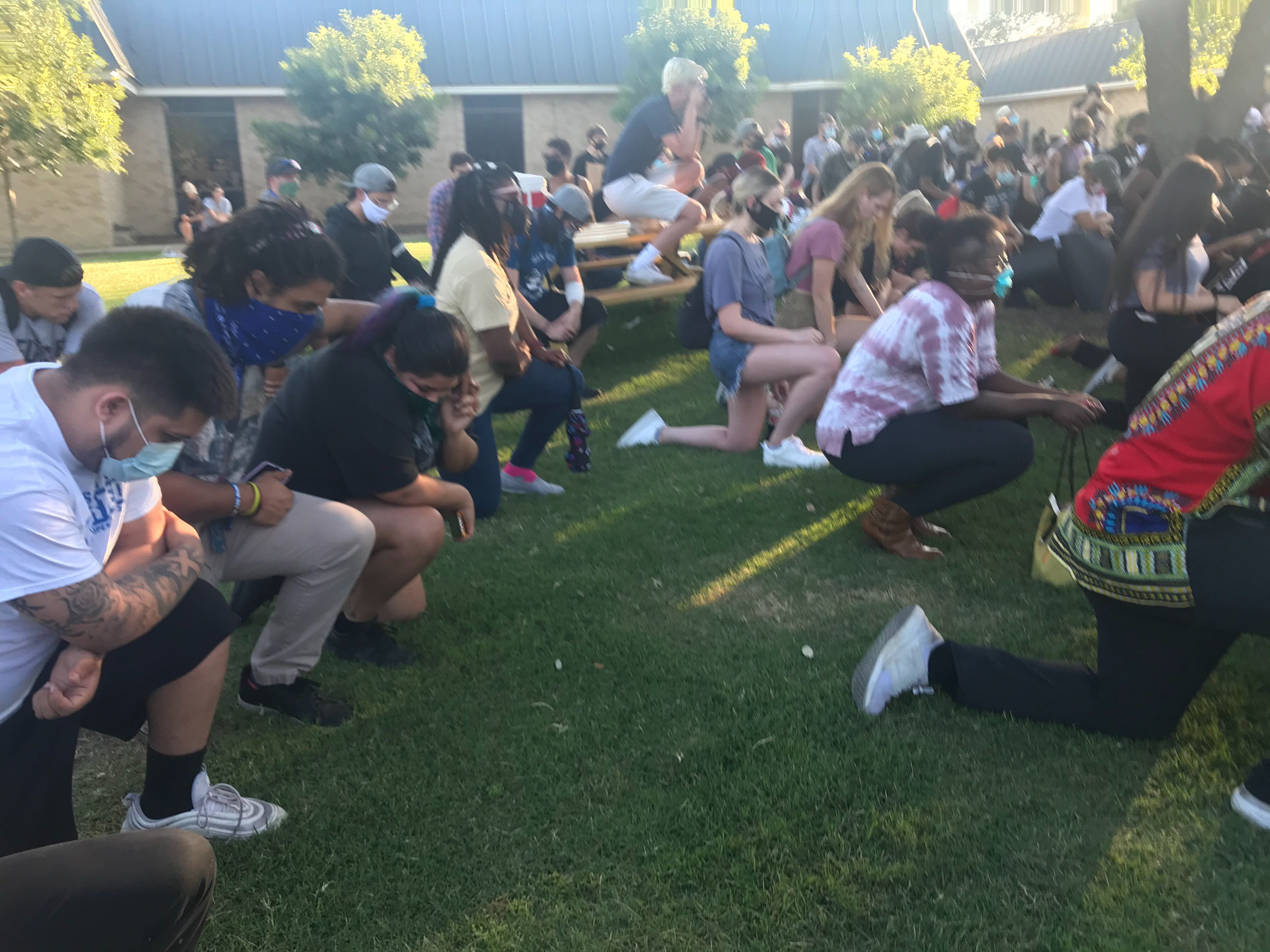 Hundreds Gather for Community Discussion in South Dallas