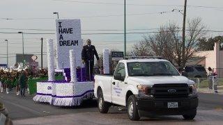 Dallas MLK Parade 012119